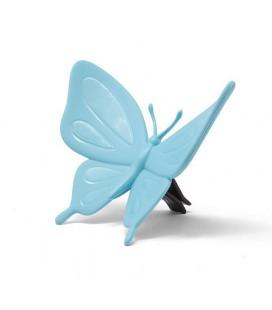 Аромадекор для авто и дома Бабочка голубой / Cucumber