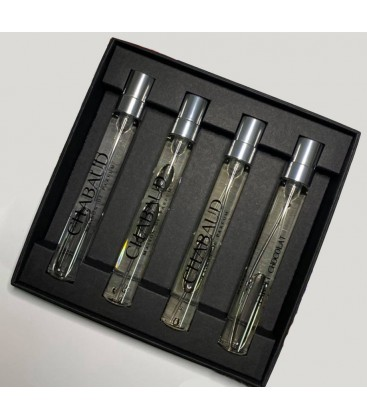 Набор Gourmand 4x7,5 мл Chabaud Maison de Parfum
