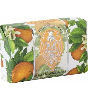 Мыло Mediterranean Orange / Средиземноморский апельсин La Florentina