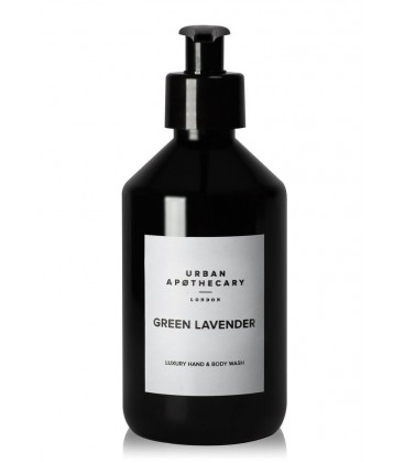 Жидкое мыло GREEN LAVENDER Urban Apothecary