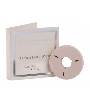 Сменный блок для аромадиффузора French Linen Water Max Benjamin