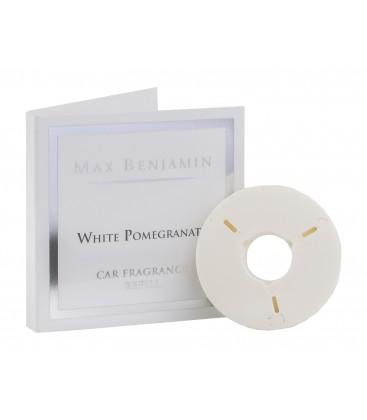 Сменный блок для аромадиффузора White Pomegranate Max Benjamin