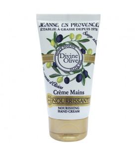 Jeanne En Provence Увлажняющий крем для рук DIVINE OLIVE