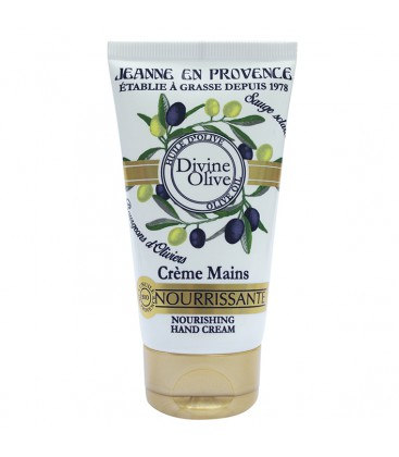 Увлажняющий крем для рук DIVINE OLIVE Jeanne En Provence
