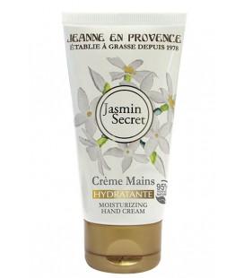 Jeanne En Provence Увлажняющий крем для рук JASMIN SECRET
