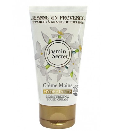 Увлажняющий крем для рук JASMIN SECRET Jeanne En Provence