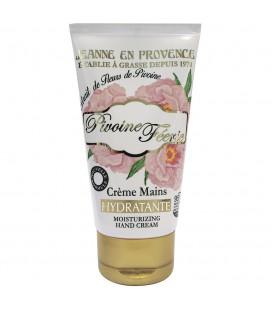 Jeanne En Provence Увлажняющий крем для рук PIVOINE FEERIE