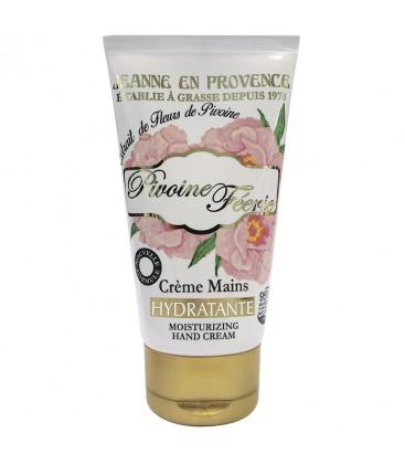 Увлажняющий крем для рук PIVOINE FEERIE Jeanne En Provence