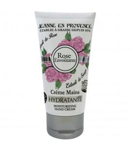 Jeanne En Provence Увлажняющий крем для рук ROSE ENVOUTANTE