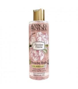 Jeanne En Provence Масло для душа PIVOINE FEERIE