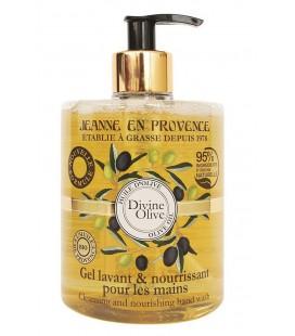 Jeanne En Provence Жидкое мыло DIVINE OLIVE