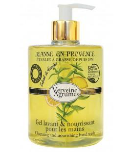 Jeanne En Provence Жидкое мыло VERVEINE AGRUMES
