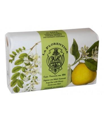 Мыло Acacia & Citron / Акация и Цитрон  La Florentina
