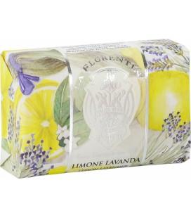 La Florentina Мыло Lemon & Lavender / Лимон и Лаванда