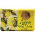 Мыло Lemon & Pink clover / Лимон и Розовый клевер