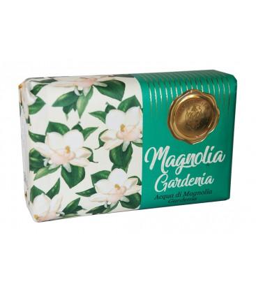 Мыло Magnolia & Gardenia / Магнолия и Гардения La Florentina