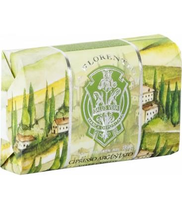 Мыло Silver Cypress / Серебристый кипарис La Florentina