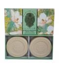 Набор мыла  Fresh Magnolia / Свежая магнолия 2х115 г