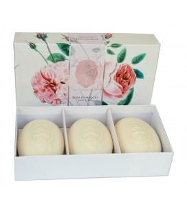 Набор мыла Rose of May / Майская роза 3х150 г