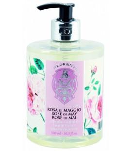 La Florentina Жидкое мыло Rose of May / Майская роза