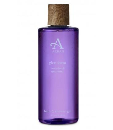 Гель для душа и ванны GLEN IORSA lavender&spearmint Arran