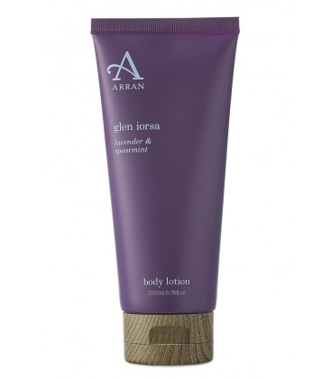 Лосьон для тела GLEN IORSA lavender&spearmint Arran