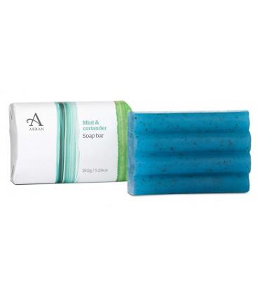 Мыло-скраб Mint & Coriander Arran