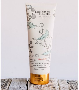 Library of Flowers Гель для душа True Vanilla
