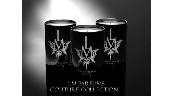 Ароматические свечи LM Parfums