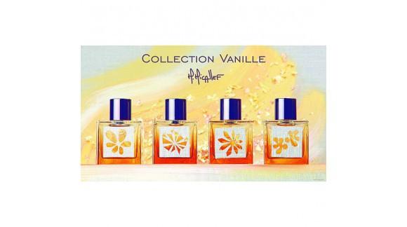 """Коллекция """"Ваниль"""" от M. Micallef"""