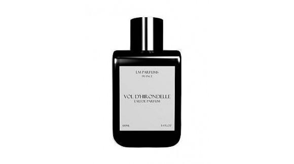 Vol d'Hirondelle - новый аромат LM Parfums