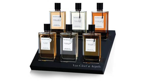 Презентация ароматов Van Cleef & Arpels