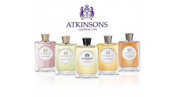 Ароматы легендарного парфюмерного Дома Atkinsons London 1799