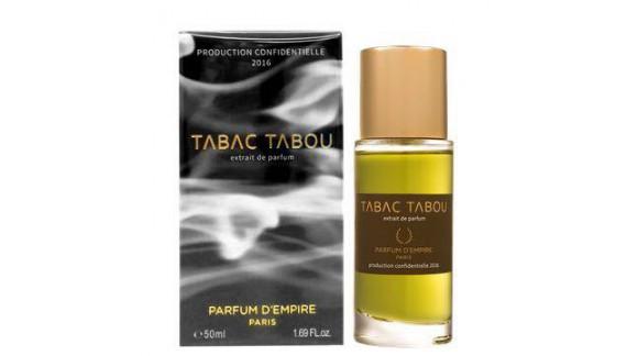 Новинки осени: Tabac Tabou Parfum d`Empire