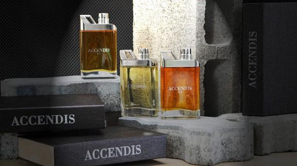 Новинка бутиков - ароматы Accendis