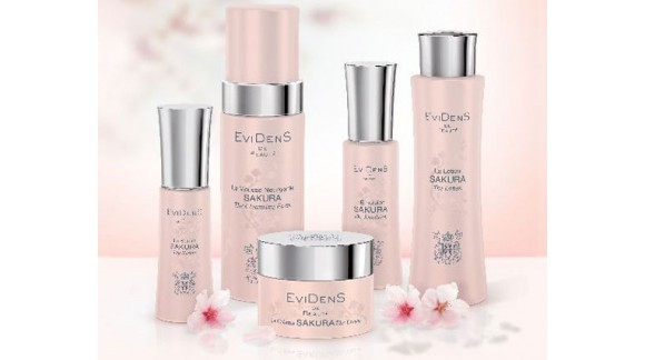 Коллеция Sakura от Evindens de Beauty