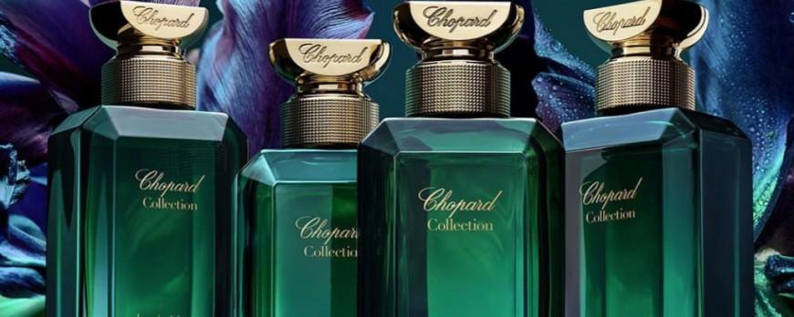 """Новая """"изумрудная"""" коллекция Chopard"""