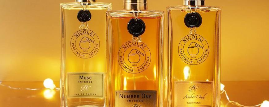 Большое поступление ароматов Parfums de Nicolai