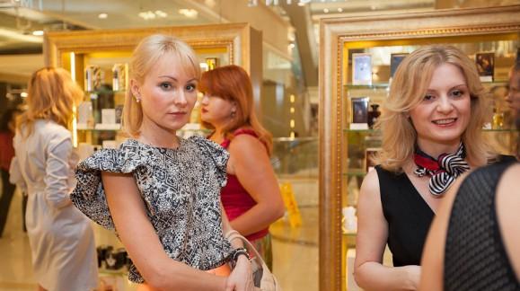 Творческая встреча с  M. Micallef в бутике IMAGINE