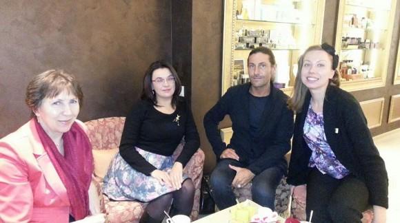 Встреча с Olivier Durbano