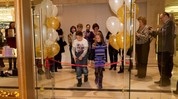 Фотоотчет об открытии бутика IMAGINE-Европа