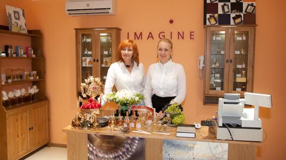 В ТЦ Универбыт открылся бутик IMAGINE