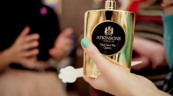 Презентация ароматов Atkinsons 1799