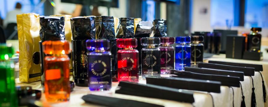 Чайно-парфюмерная церемония с брендом State of Mind