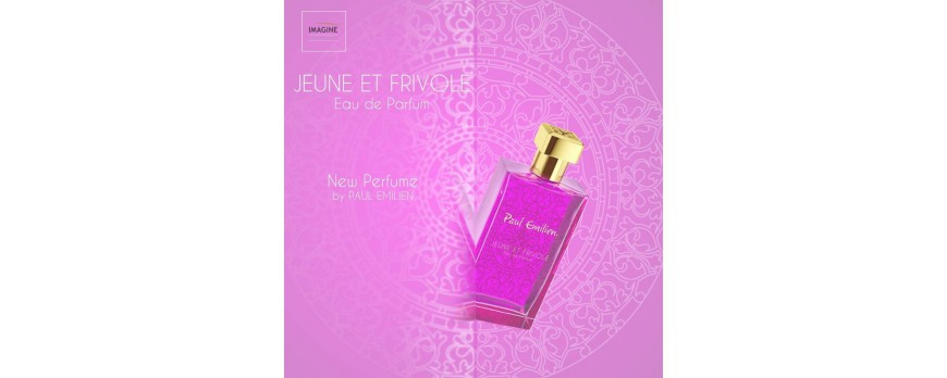 Яркая новинка Jeune et Frivole от Paul Emilien