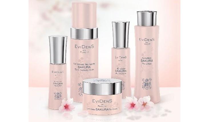 Sakura - новая линия для молодой кожи Evidens de Beauty